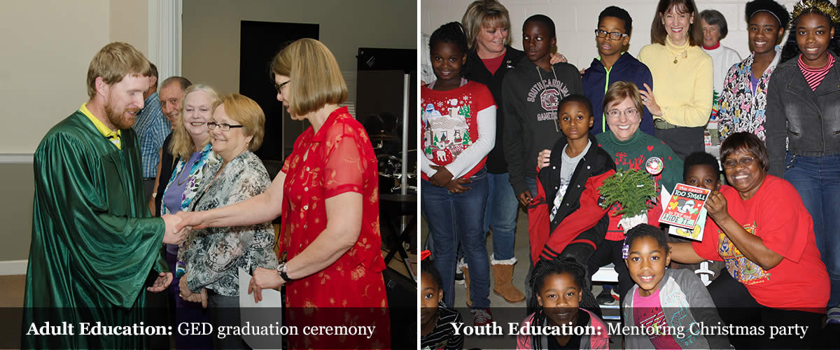 CCA Adult Education and Youth Education